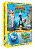 Monsters vs Aliens (2-Disc) Special Edition [DVD]