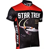 Retro Mens Star Trek Cycling Jersey