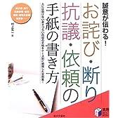 お詫び・断り・抗議・依頼の手紙の書き方―誠意が伝わる! (実用BEST BOOKS)