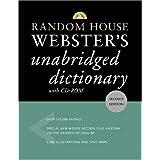Random House Webster's Unabridged Dictionary with CD-ROM (Random House Webster's Unabridged Dictionary (W/CD)) ~ Random House