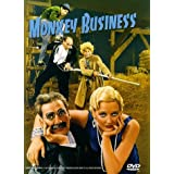 Monkey Business ~ Groucho Marx