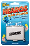 Hearos Water Protection Ear Plugs, 1-Pair With Free Case (Pack Of 4)