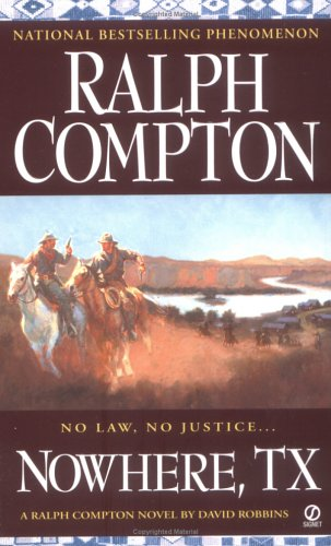 Image for Ralph Compton Nowhere, TX (Sundown Riders (Paperback))