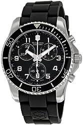 Victorinox Swiss Army Men's 241431 Maverick Black Dial Watch