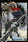 Monster Hunter Orage, Tome 4 par Mashima
