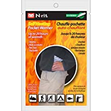 N-Rit 108 Disposable Pocket Warmers 20-Piece