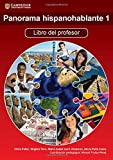 img - for Panorama hispanohablante 1 Libro del Profesor with CD-ROM book / textbook / text book
