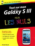 Tout sur mon Galaxy S III pour les nuls