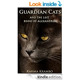 Guardian Cats and the Lost Books of Alexandria