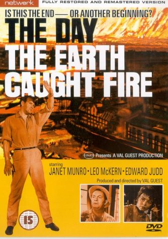 The Day The Earth Caught Fire [1961] [DVD]