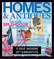 Homes and Antiques - Magazine Gift Subscription
