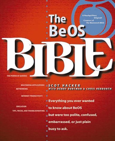 The BeOS Bible (Bible Series)