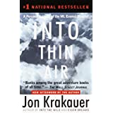 Into Thin Air ~ Jon Krakauer