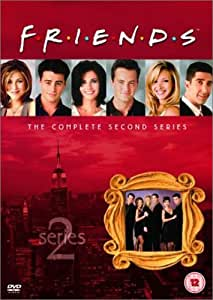 Friends : L'intégrale Saison 2 - Nouvelle édition - Import Zone 2 UK (anglais uniquement) [Import anglais]