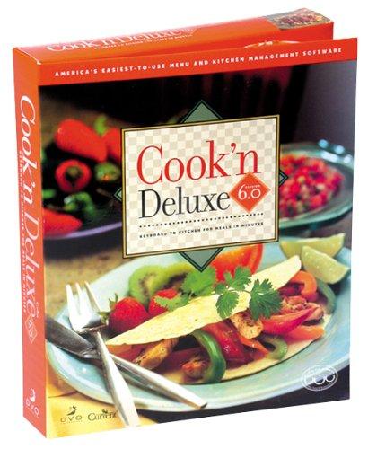 DVO Cook'n Deluxe 6.0 - Ultimate Recipe Organizer