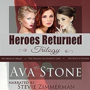 Heroes Returned Trilogy Audiobook