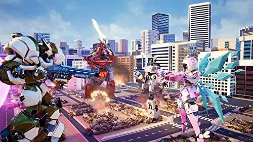 オーバーライド 巨大メカ大乱闘 スーパーチャージエディション - PS4 ゲーム画面スクリーンショット2