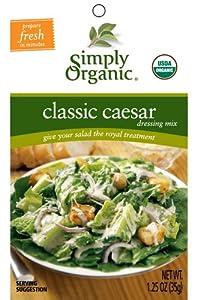 Classic Caesar Dressing - Organic, Gluten-free - 3 Packs
