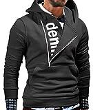 MT Styles Kapuzenpullover mit Zipper Hoodie Pullover S-111 Bild