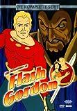 echange, troc The Adventures of Flash Gordon - Die komplette Serie (5 DVDs) - Import Allemagne