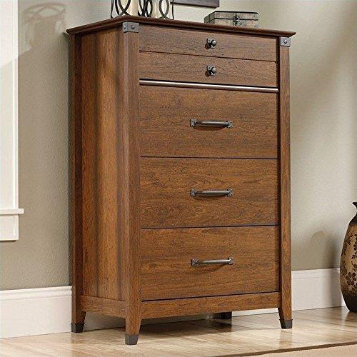 sauder-carson-forge-4-drawer-chest