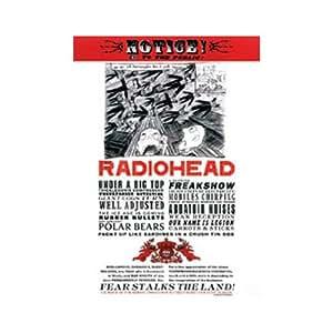 Radiohead - Carte Postale Fear
