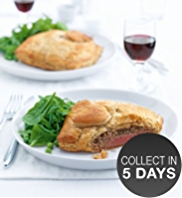 4 Beef Wellingtons