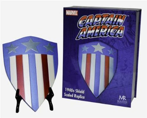 1940s Captain America Shield Scaled Replica (1940 Captain America compare prices)