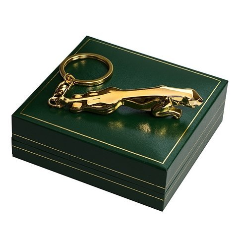The British Gold Company 24K Gold Finished Luxury And Jaguar Mug Car Keyring Designer In Luxuruious Case (British Car Mats compare prices)