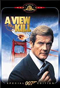 """A View to a Kill"" is the last James Bond film with Roger Moore in the lead role."