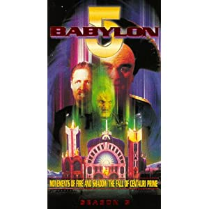 Babylon 5 - Movements of Fire and Shadow / The Fall of Centauri Prime movie