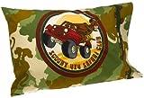 Scooby Doo Safari Standard Pillowcase