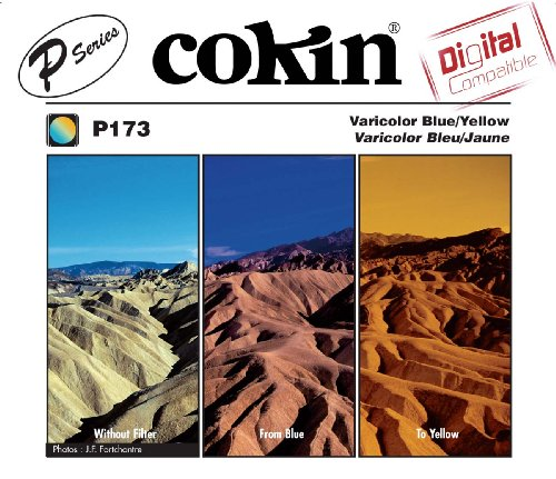 Cokin P-Series Varicolor Blue/Yellow Filter