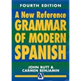 A New Reference Grammar of Modern Spanish, 4th edition (HRG)by John Butt
