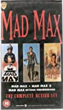 Mad Max Trilogy [VHS]