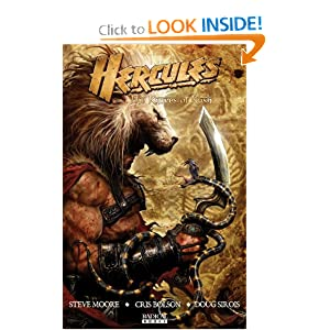 Hercules: The Knives Of Kush by
