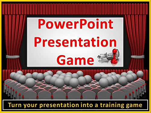 The Presentation Game For Educational Programs,Training Classes, Learning Forums, Speaker Presentations And Teaching Venues For Classroom And Corporate Instruction, Icebreakers Or Team Building Activities- Multi User License (Up To 20)