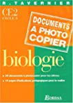 Documents � photocopier : Biologie CE...