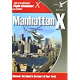 Scenery Manhattan for FSX (PC CD)by Aerosoft