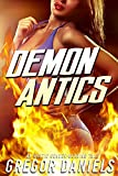 Demon Antics (Gender Transformation Erotica)