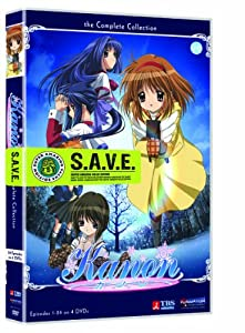 Kanon: The Complete Series - S.A.V.E.