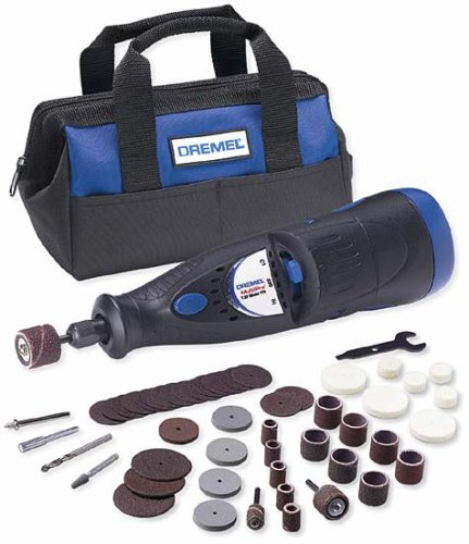 Buy ROTARY TOOL, KIT, DREMEL, CORDLESS, TWO SPEED, 50 PC