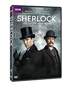 Sherlock: The Abominable Bride from BBC Home Entertainment