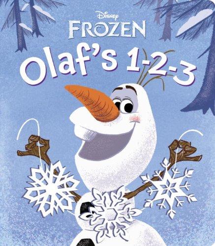 Olaf's 1-2-3 (Disney