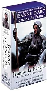 Jeanne la pucelle - L'Intégrale en 2 VHS : Les Batailes / Les Prisons