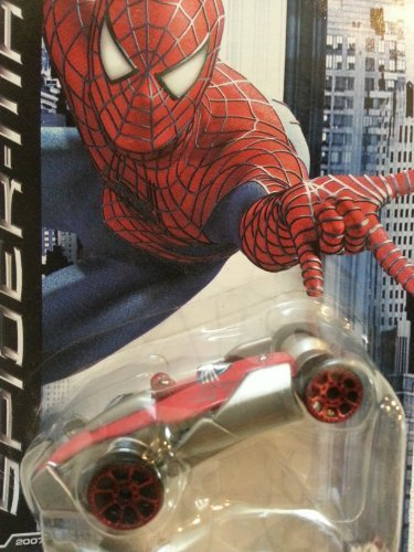 2007 Spiderman 3 1:64 Scale Diecast Venom Racer V313