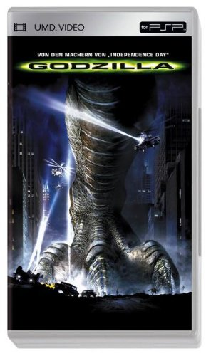 Godzilla [UMD Universal Media Disc]