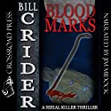 Blood Marks (       UNABRIDGED) by Bill Crider Narrated by Jim Midock