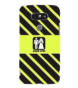PRINTVISA Wedding Funny Case Cover for LG G5