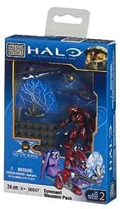 Mega Bloks Halo Covenant Crimson Combat Elite ( 24 pcs)